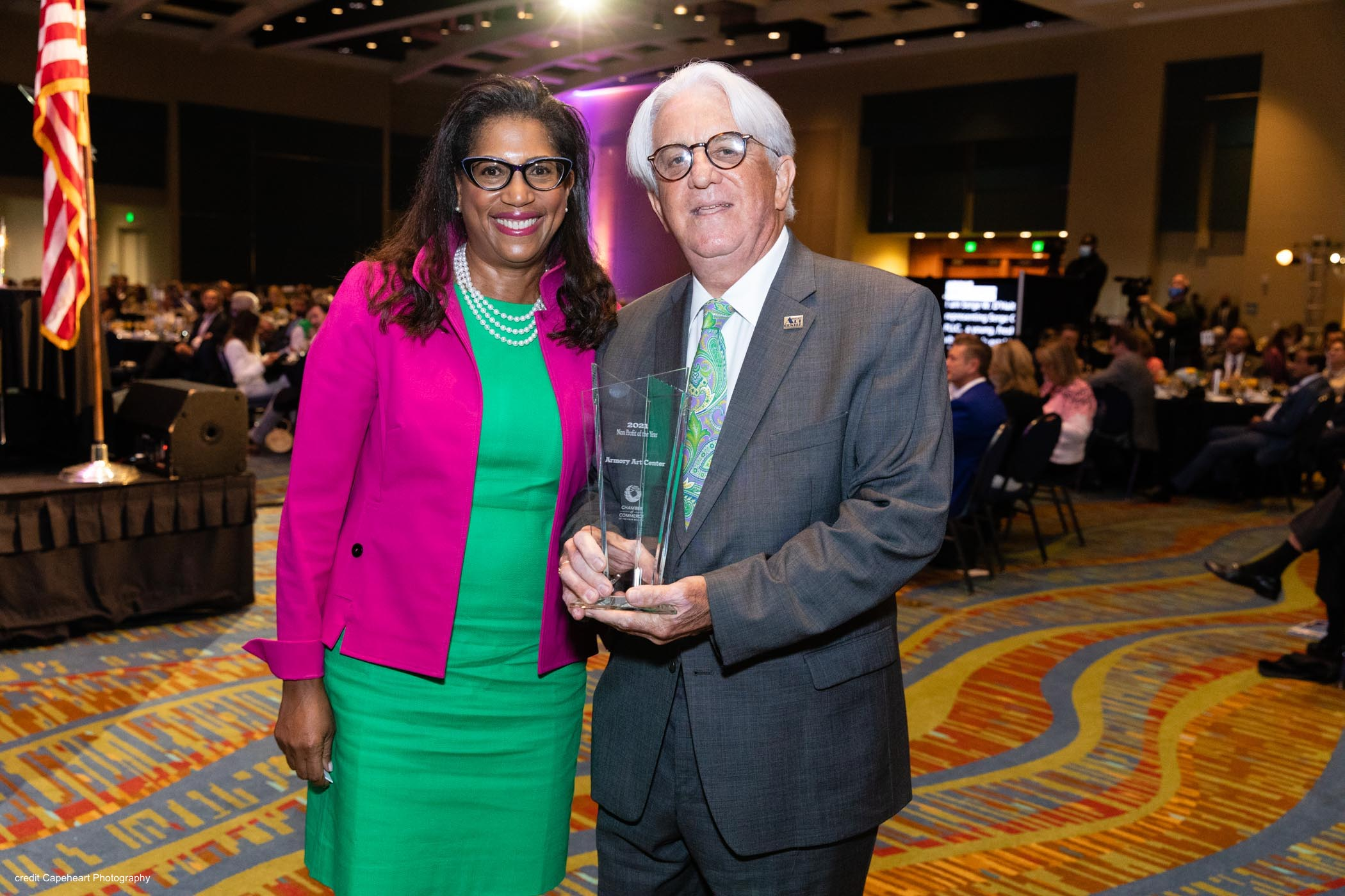 2021 Non Profit of the Year Award
